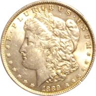 USA. 1 DOLAR MORGAN 1.889 - Estados Unidos
