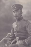 Foto Deutsche Soldaten 1.Weltkrieg Regensburg Bayern Sergeant Koppelschloss  Regiment 11 - Guerre, Militaire