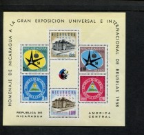 NICARAGUA MINT NEVER HINGED POSTFRISCH EINWANDFREI NEUF SANS CHARNIERE YVERT BF 86 - Nicaragua