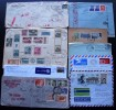 1880/1975,ca. 60 Covers And Cards Worldwide, Nice Lot - Mezclas (min 1000 Sellos)