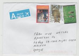 B361 / Mischfrankatur 2016 (3 Marken) - Briefe U. Dokumente