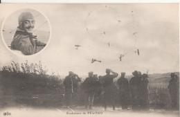 Aviation  Pegoud Evolutions - Aviateurs