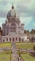 Montréal Québec Canada - 1965-1967 - Oratoire Saint-Joseph Oratory - Basilica Religion Shrine - 2 Scans - Montreal