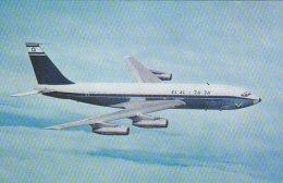 EL AL Israel Boeing 720B Airline Issue Postcard - 1946-....: Moderne