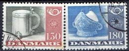 DENMARK  # FROM 1980  STANLEY GIBBONS 691-692 - Dänemark