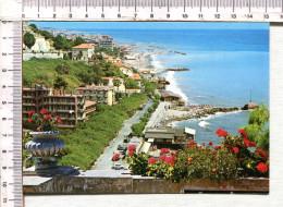Riviera  Dei  Fiori      -   VENTIMIGLIA   -   Spiaggia  Di   Ponente - Imperia