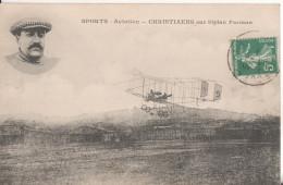 Aviation  Christiaens - Flugwesen