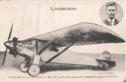 Aviation  Lindbergh - Flugwesen