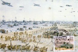 Avvenimenti Storici Della 2° Guerra Mondiale - Sbarco Alleato Ad Anzio E Nettuno  - - Guerra 1939-45