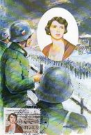 Avvenimenti Storici Della 2° Guerra Mondiale - I Campi Di Concentramento - Mafalda Di Savoia - Buchenwald - - War 1939-45
