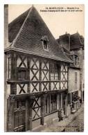Cpa    Montluçon   Grande Rue  Maison Remarquable Des XVèet XVIè Siècles      TBE - Montlucon