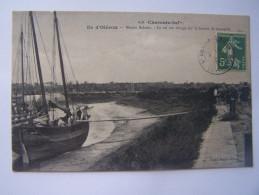 5-3---ile D Oleron--marais Salant-le Douhet--cabane Des Douaniers Village De L Ile--l Ileau Maintenant - Ile D'Oléron