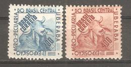Sellos Nº 400/1 Brasil - Vacas