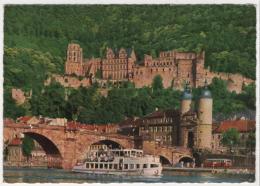 Heidelberg - Alte Brücke Und Schloß 10 - Heidelberg