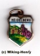 Heidelberg - Wappen Anhänger Für Bettelarmband - Souvenirs