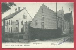 Edegem - Godagasthuis- 190? ( Verso Zien ) - Edegem