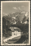 Slovenia-----Jezersko-----old Postcard - Slovenia