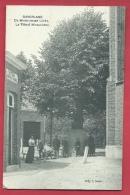 """Gaverland - De Mirakuleuse Linde - Estaminet """" Het Oud """" -Koffy-Huis - 1912 ( Verso Zien ) - Beveren-Waas"""