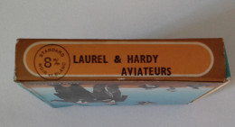 Film DESSIN ANIME 8 MM  - Laurel Et Hardy Aviateurs- FILM OFFICE - Bobines De Films: 35mm - 16mm - 9,5+8+S8mm