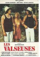 """C 40 - BERTRAND BLIER """" LES VALSEUSES """"  GERARD DEPARDIEU / MIOU-MIOU / PATRICK DEWAERE / BRIGITTE FOSSEY - Affiches Sur Carte"""