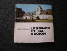 LESSINES ET SA REGION Delmelle Régionalisme Flobecq Deux Acren Ollignies La Hamaide Ghoy Wodecq Ellezelles St Sauveur - Cultuur