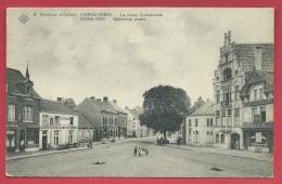 Oude-God - Gemeente Plaats - 1912 ( Verso Zien ) - Mortsel