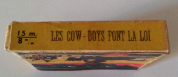 Film DESSIN ANIME 8 MM  -Les Cow - Boys Font La Loi - HEFA FILMs - Pellicole Cinematografiche: 35mm-16mm-9,5+8+S8mm