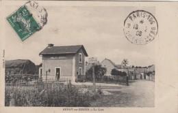 89 - ANNAY - Sur - SEREIN - La Gare - Non Classés