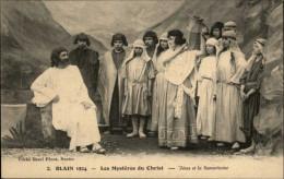 44 - BLAIN - Mystères Du Christ - 1924 - Cliché Pénot - Samaritaine - Blain