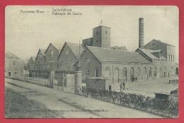 Moerbeke-Waas - Suikerfabriek - 1910 ( Verso Zien ) - Moerbeke-Waas