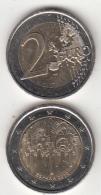 SPAIN - Espana 2010, 2 Euro Coin 2010, Used - Spanien