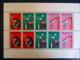 NEDERLAND KINDERBLOK 1967 NVPH 899 POSTFRIS - Period 1949-1980 (Juliana)