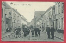 Lokeren - Top Kaart - Luikstraat - Feldpost- 1915 ( Verso Zien ) - Lokeren