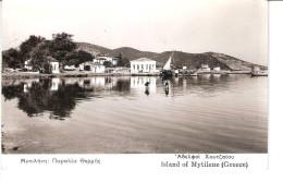 GRECE.....ISLAND OF MYTILENE.........LE PORT.....1959 - Grèce