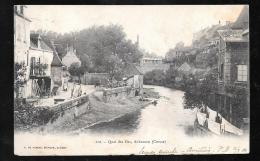 210  -  Quai Des Iles , Aubusson - Creuse  Haz125 - Aubusson