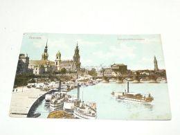 Dresden - Dampfschifflandeplatz Germany - Dresden