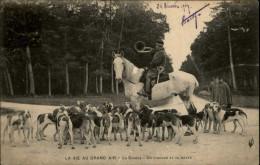 44 - BLAIN - Chasse à Courre - Foret Du Gavre - Blain