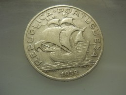 10 ESCUDOS 1932  SILVER ARGENT -PORTUGAL MOEDAS - Portogallo