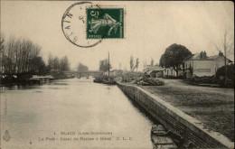 44 - BLAIN - Canal - Port - Blain