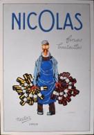 C.P. M. - Nicolas Nectar Livreur - En Très Bon Etat - - Werbepostkarten