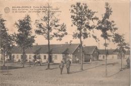 BOURG-LEOPOLD - CAMP DE BEVERLO (Dans Les  Carrés - La Toillette à La....Pompe) - Leopoldsburg (Beverloo Camp)