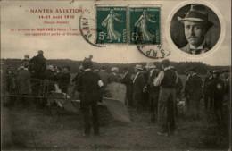 44 - BLAIN - Arrivée De Morane  - NANTES AVIATION - Blain