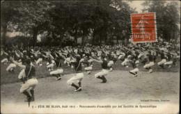 44 - BLAIN - Fetes De Blain - Gymnastique - Blain
