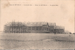 BOURG-LEOPOLD - CAMP DE BEVERLO - LES GRANDS MESS. - Leopoldsburg (Beverloo Camp)