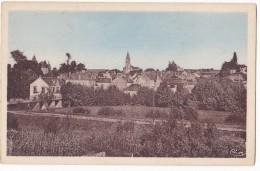VILLELOIN-COULANGE. - Vue Générale . Carte Pas Courante - Otros Municipios