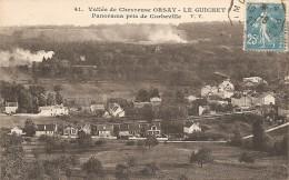 91  Essonne  :  Vallée De Chevreuse  Orsay-le Guichet   Panorama  Pris De Corbeville     Réf  1706 - Orsay