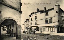 TOURNUS - Arcades Et Maison De L'escargot - Autres Communes
