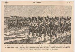 Ldiv.292 -  Histoire De France - Les Grognards  - Dessin De M.A.Carlier - Librairie ISTRA N°74 - Historia