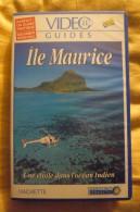 """Vidéo Guide VHS """"Ile Maurice""""  Hachette 1995 TBE - Viaggio"""
