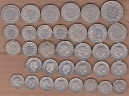 34 Pièces Suisse (15 Francs), Voir Descriptif - Suisse